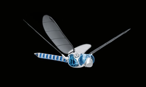 Image of Festo BionicOpter in flight