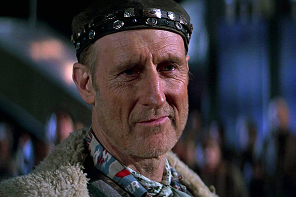 Zefram Cochrane: First Contact