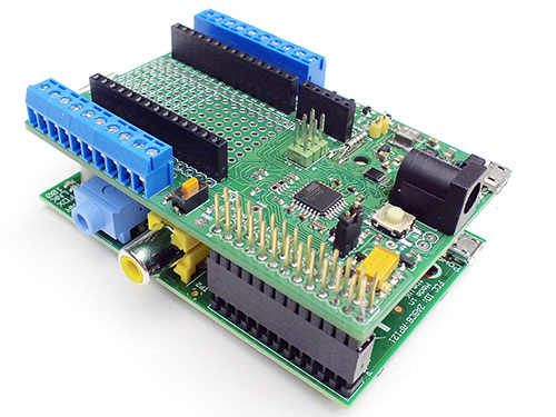 Sleepy Pi with expansion connectors