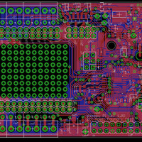 Sleepy PI PCB