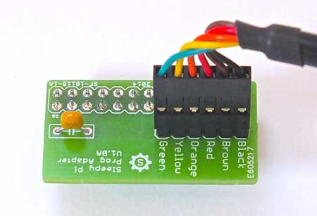 Sleepy Pi External Programming Cable