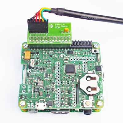 Sleepy Pi 2 with Programming header
