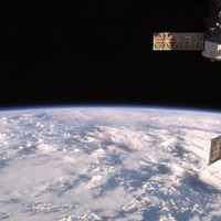 Earth form the ISS