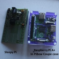 Raspberry PI and Sleepy Pi
