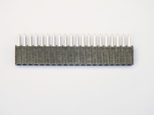 GPIO Header with Short Pins
