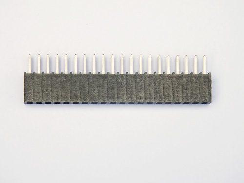 GPIO Header with Short Pins