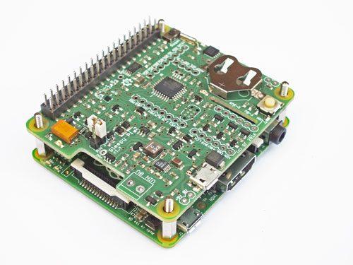 Raspberry Pi HAT Stacking Standoff Kit on Sleepy Pi 2
