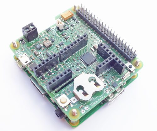 Sleepy Pi 2 with expansion headers